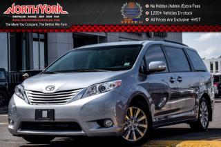 Used 2014 Toyota Sienna XLE|Sunroof|Nav.|RearEnt.|JBL.Audio|Leather|Backup_Cam.|18