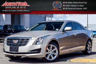 Used 2015 Cadillac ATS Sedan Standard AWD|Sunroof|BOSE|Backup Cam|Leather|18