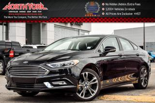 Used 2017 Ford Fusion Titanium|AWD|Pkng_Sensors|Sunroof|Backup_Cam|Sony|R_Start for sale in Thornhill, ON