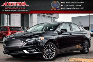 Used 2017 Ford Fusion Titanium|AWD|RrPkng_Sensors|Backup_Cam|Sunroof|Sony|R_Start| for sale in Thornhill, ON