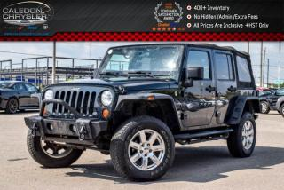 Used 2012 Jeep Wrangler Unlimited Sport|Leather|Heated Seats|Uconnect|CD/AUX|17