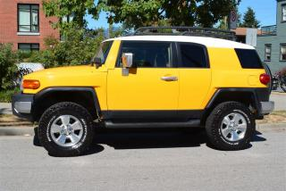Used 2007 Toyota FJ Cruiser 4WD 3 Lift for sale in Vancouver, BC