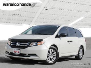 Used 2016 Honda Odyssey SE Special of the Week! Bluetooth, Back Up Camera, 8 Passenger and more! for sale in Waterloo, ON