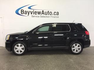 Used 2017 GMC Terrain SLE- AWD! ALLOYS! HITCH! A/C! REV CAM! ON STAR! for sale in Belleville, ON