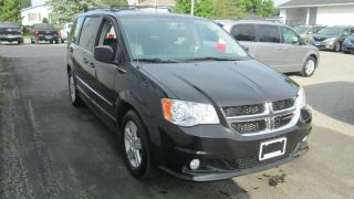 Used 2016 Dodge Grand Caravan Crew for sale in Richmond, ON