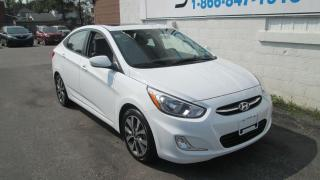 Used 2017 Hyundai Accent SE for sale in Richmond, ON