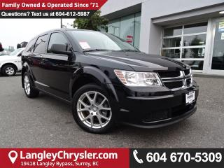 Used 2014 Dodge Journey *ACCIDENT FREE * LOCAL BC CAR * for sale in Surrey, BC