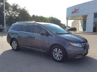 Used 2015 Honda Odyssey SE.. 1owner.. for sale in Milton, ON