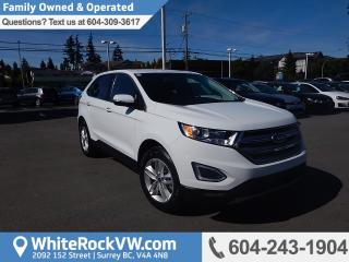 Used 2017 Ford Edge SEL EMERGENCY COMMUNICATION SYSTEM, REAR VIEW CAMERA & HEATED FRONT SEATS for sale in Surrey, BC