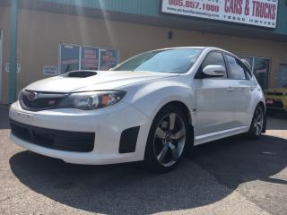 Used 2010 Subaru Impreza WRX STi Base 3 MONTHS OF SIRIUSXM FREE* $233.62 BI WEEKLY! $0 DOWN! CERTIFIED! 6 SPEED! HEATED SEATS! TURBO! 305H for sale in Bolton, ON