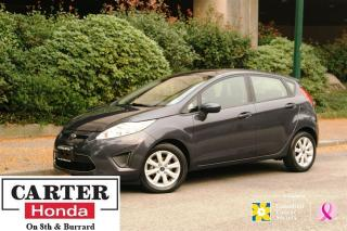 Used 2012 Ford Fiesta SE + AUTO + BLUETOOTH + POWER GROUP! for sale in Vancouver, BC