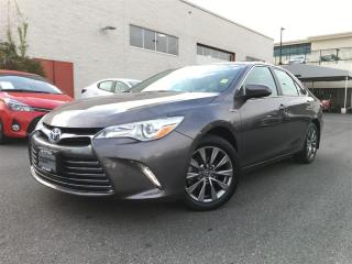 Used 2015 Toyota Camry HYBRID XLE for sale in Surrey, BC
