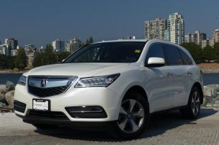 Used 2016 Acura MDX at *Local Vehicle- Leather/Sunroof* for sale in Vancouver, BC