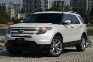 Used 2014 Ford Explorer Limited 7 passenger, Leather, Sunroof! for sale in Vancouver, BC
