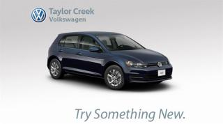 New 2017 Volkswagen Golf 5-Dr 1.8T Trendline 6sp at w/Tip for sale in Orleans, ON