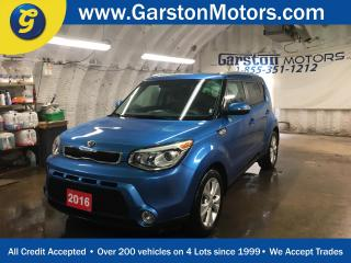 Used 2016 Kia Soul EX PLUS ECO*BACK UP CAMERA*HEATED FRONT SEATS*PHONE CONNECT*ALLOYS*FOG LIGHTS*ECO MODE*POWER WINDOWS/LOCKS/MIRRORS*AM/FM/XM/CD/AUX/USB/BLUETOOTH*TRACT for sale in Cambridge, ON