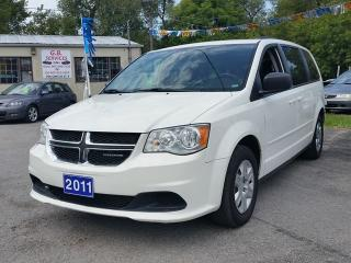 Used 2011 Dodge Grand Caravan stow*n*go!!certifed for sale in Oshawa, ON