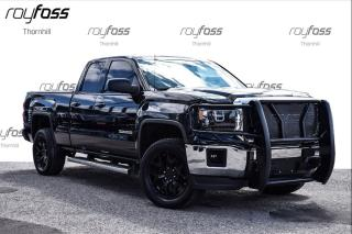 Used 2015 GMC Sierra 1500 4WD DBL Cab 5.3L Rear Cam Sierra pkg for sale in Thornhill, ON