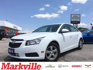 Used 2014 Chevrolet Cruze 2LT- LEATHER- CERTIFIED for sale in Markham, ON