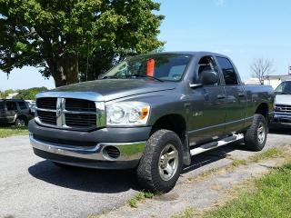 Used 2008 Dodge Ram 1500 SXT 4X4 for sale in Gloucester, ON