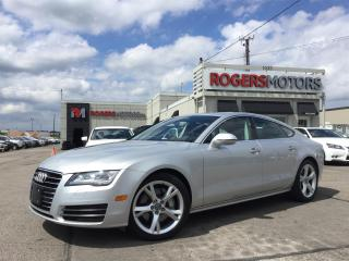 Used 2013 Audi A7 3.0T QTRO - NAVI - REVERSE CAM for sale in Oakville, ON