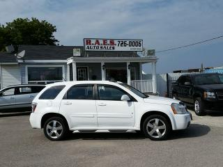 Used 2008 Chevrolet Equinox Sport for sale in Barrie, ON