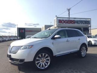 Used 2014 Lincoln MKX AWD - NAVI - PANORAMIC ROOF for sale in Oakville, ON