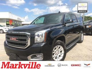 Used 2017 GMC Yukon XL LEATHER -CERTIFIED PRE-OWNED- 5 FREE OIL CHANGES for sale in Markham, ON