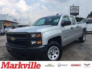 Used 2015 Chevrolet Silverado 1500 1500 EXT CAB- ONE OWNER- CERTIFIED PRE-OWNED for sale in Markham, ON