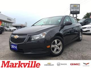 Used 2014 Chevrolet Cruze 2LT- ONE OWNER- LEATHER-ROOF-2 SETS OF TIRES for sale in Markham, ON