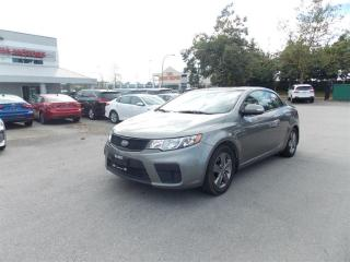 Used 2010 Kia Forte EX AUTO/PL/PW/AC/ALLOYS/ROOF for sale in Quesnel, BC