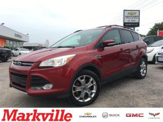 Used 2013 Ford Escape AWD-SEL-LEATHER-CERTIFIED PREOWNED for sale in Markham, ON
