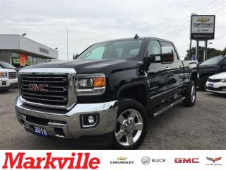 Used 2016 GMC Sierra 2500 HD SLT for sale in Markham, ON