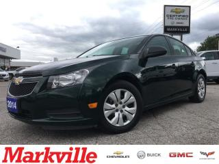 Used 2014 Chevrolet Cruze 2LS-CERTIFIED PREOWNED-ONE OWNER for sale in Markham, ON