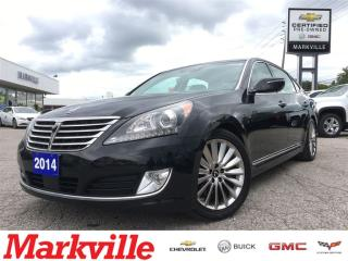 Used 2014 Hyundai Equus ULTIMATE-CERTIFIED PREOWNED-MINT CONDITION!! for sale in Markham, ON