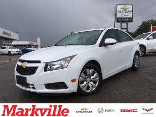 Used 2014 Chevrolet Cruze 1LT-CERTIFIED PRE OWNED-ONE OWNER for sale in Markham, ON