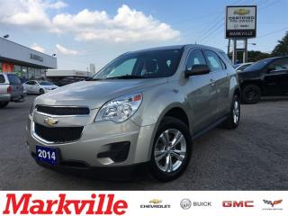 Used 2014 Chevrolet Equinox LS for sale in Markham, ON