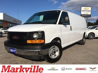 Used 2017 GMC Savana 2500 Work Van for sale in Markham, ON