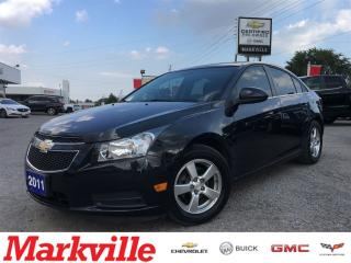 Used 2011 Chevrolet Cruze LT- CERTIFIED PRE OWNED-ONE OWNER for sale in Markham, ON
