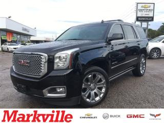 Used 2015 GMC Yukon DENALI-CERTIFIED PREOWNED-ONE OWNER for sale in Markham, ON