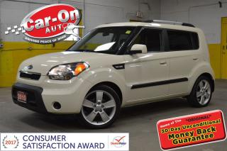 Used 2010 Kia Soul 2.0L 2U AUTO A/C HEATED SEATS BLUETOOTH ALLOYS for sale in Ottawa, ON