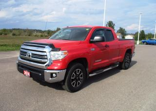 Used 2016 Toyota Tundra TRD OFF ROAD for sale in Renfrew, ON