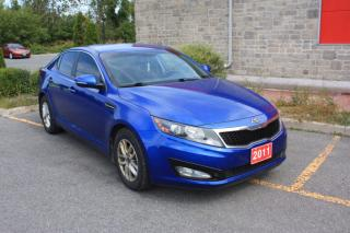 Used 2011 Kia Optima LX for sale in Cornwall, ON