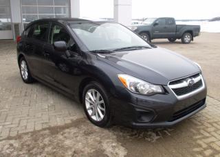 Used 2014 Subaru Impreza 2.0i w/Touring Pkg for sale in Renfrew, ON