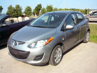 Used 2011 Mazda MAZDA2 for sale in Georgetown, ON