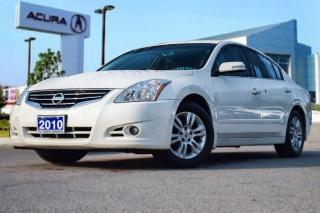 Used 2010 Nissan Altima Sedan 2.5 SL CVT for sale in Thornhill, ON