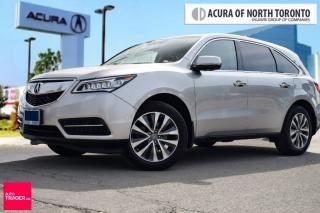 Used 2014 Acura MDX Navigation at for sale in Thornhill, ON