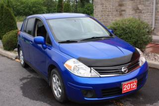 Used 2012 Nissan Versa 1.8 SL for sale in Cornwall, ON