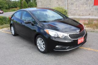 Used 2015 Kia Forte LX+ for sale in Cornwall, ON