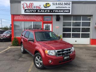 Used 2011 Ford Escape XLT V6 4X4 NO ACCIDENTS! for sale in London, ON